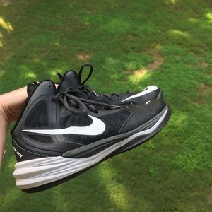 Nike basketball high top sneakers